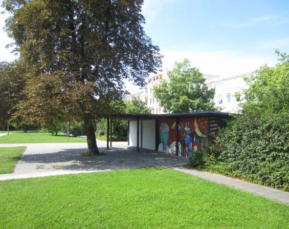 Pavillion am Schillerplatz